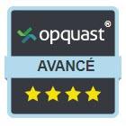 L'agence l'Oeil Rotatif est certifiée Opquast Open Quality Standard depuis février 2020